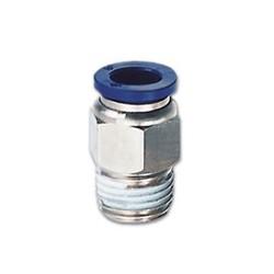 RACOR RECTO TUBO DE 4mm