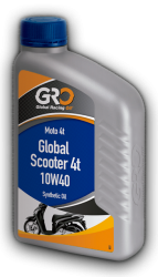 ACEITE GLOBAL SCOOTER 4T 10W40